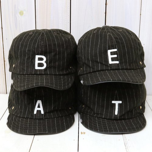 『BEAT INITIAL CAPS』(BROWN)