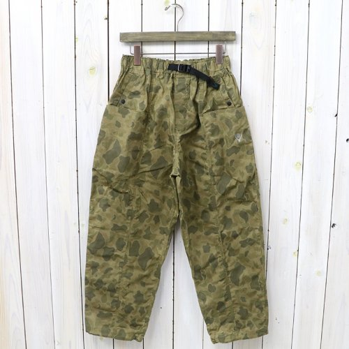 SOUTH2 WEST8『Belted Center Seam Pant-Hunter Camo』