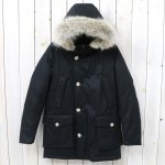 WOOLRICH『LAMINATED COTTON PARKA WOCPS2620』(BLACK)