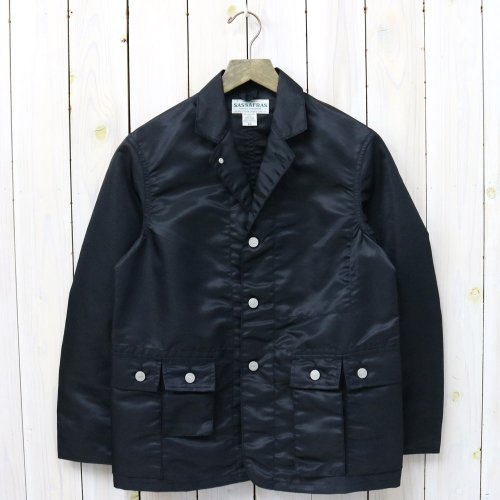 『G.D.U. LEAF JACKET(NYLON TWILL)』(NAVY)