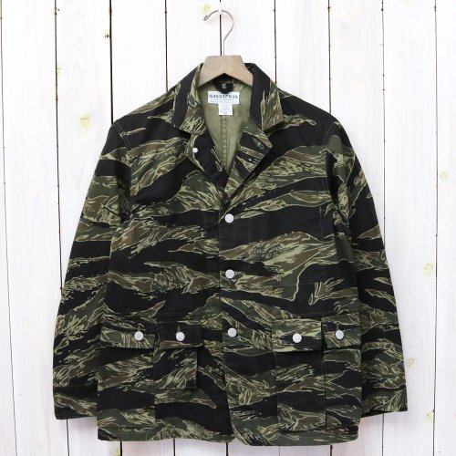 『G.D.U. LEAF JACKET(TWILL)』(TIGER)
