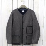 ANATOMICA『BB CARDIGAN』(Salt & Papper)