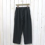 ENGINEERED GARMENTS『New Balloon Pant-Worsted Heavy Wool』(Dk.Grey)