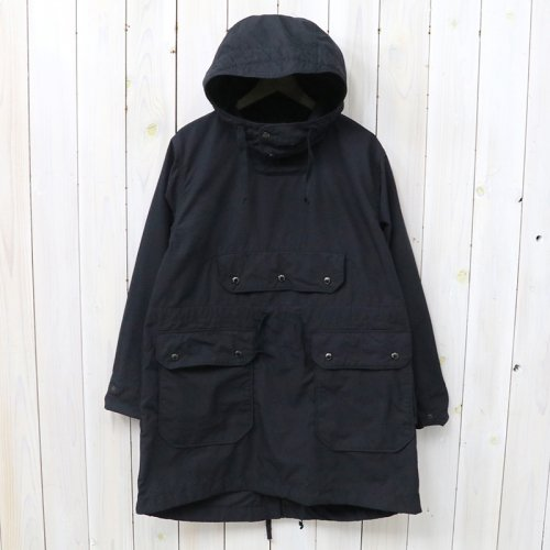『Over Parka-Nyco Ripstop』(Black)