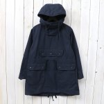 ENGINEERED GARMENTS『Over Parka-Nyco Ripstop』(Dk.Navy)