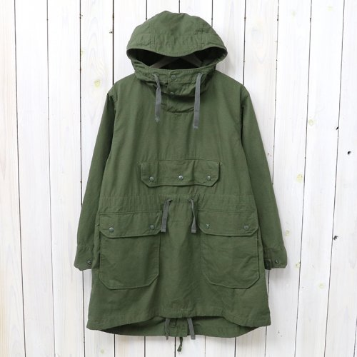 『Over Parka-Nyco Ripstop』(Olive)