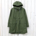 ENGINEERED GARMENTS『Over Parka-Nyco Ripstop』(Olive)