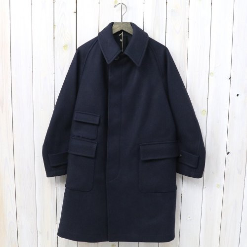 『Traveller Coat』(Navy)