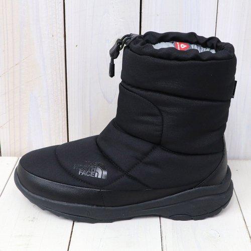 『Nuptse Bootie WP V SE』(ブラック/ブラック)