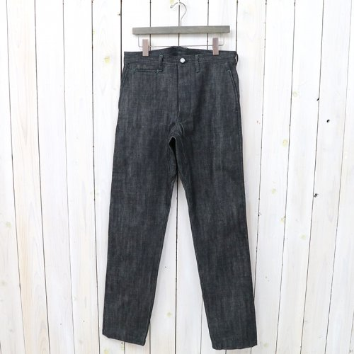 『GREEN THUMB PANTS(14oz DENIM)』(BLACK)