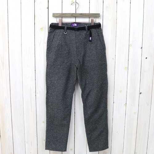 『Jazz Nep Mountain Pants With Belt』(Charcoal)