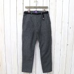 THE NORTH FACE PURPLE LABEL『Jazz Nep Mountain Pants With Belt』(Charcoal)