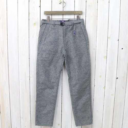『Jazz Nep Mountain Pants With Belt』(Gray)