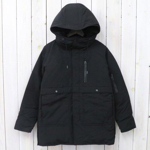 『Down Coat』(Black)