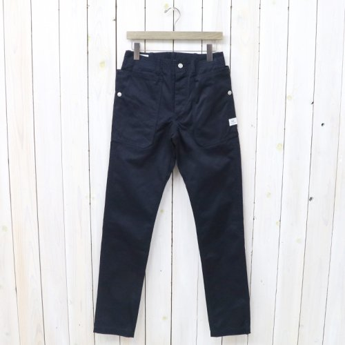 『FALL LEAF SPRAYER PANTS(VENTILE WEST POINT)』(NAVY)