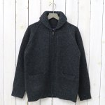 THE NORTH FACE PURPLE LABEL『Shawl Collar Cardigan』(Charcoal)