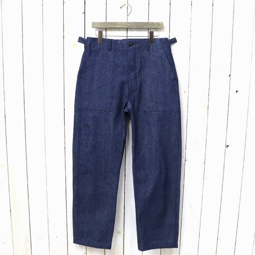 『Fatigue Pant-12oz Denim』