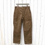 ENGINEERED GARMENTS WORKADAY『Fatigue Pant-14W Corduroy』