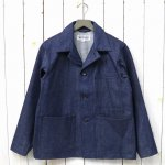 ENGINEERED GARMENTS WORKADAY『Utility Jacket-12oz Denim』