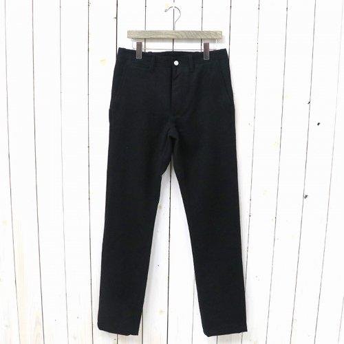 『SPRAYER PANTS(BLANKET)』(BLACK))