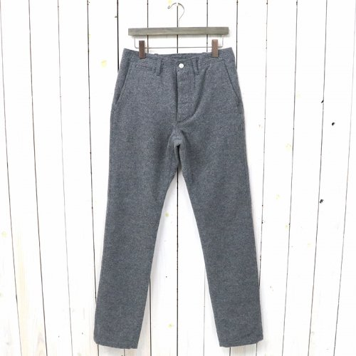 『SPRAYER PANTS(BLANKET)』(CHARCOAL)