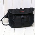BRIEFING『COLD WEATHER FLAP POD』(BLACK)
