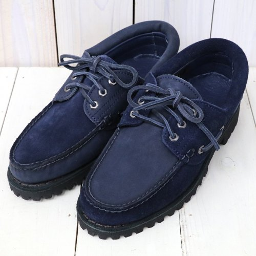 ENGINEERED GARMENTS×Timberland『EG Special-3 Eye Classic Lug』(Navy)