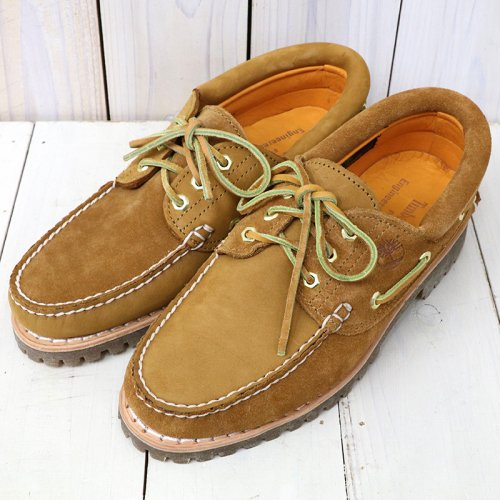 ENGINEERED GARMENTS×Timberland『EG Special-3 Eye Classic Lug』(Wheat)