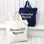 TACOMA FUJI RECORDS『CURSIVE LOGO TOTE』