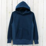 CURLY『BRIGHT PO PARKA』(NAVY)