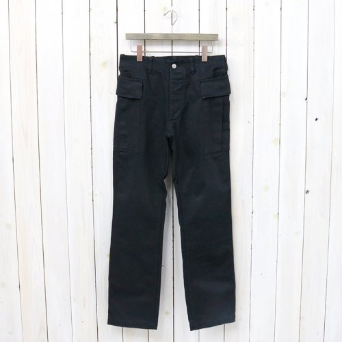 『ROOTER PAD PANTS(DRILL)』(BLACK)