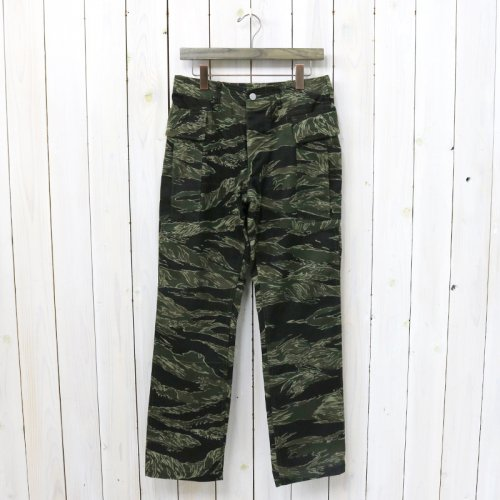 『ROOTER PAD PANTS(TWILL)』(TIGER)
