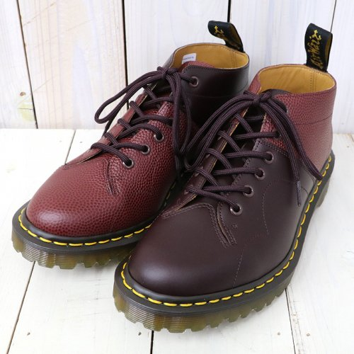 『EG Special-Church Lace Low Boot/Scotch Grain Combo』(Burgundy)
