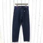THE NORTH FACE PURPLE LABEL『Selvage Cone Denim Webbing Belt Pants』(Indigo)