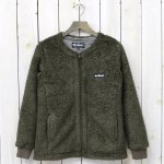WILDTHINGS『NO COLLAR JACKET』(MOSS)