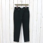 CURLY『NAUGHTY 5P JEANS』(BLACK)