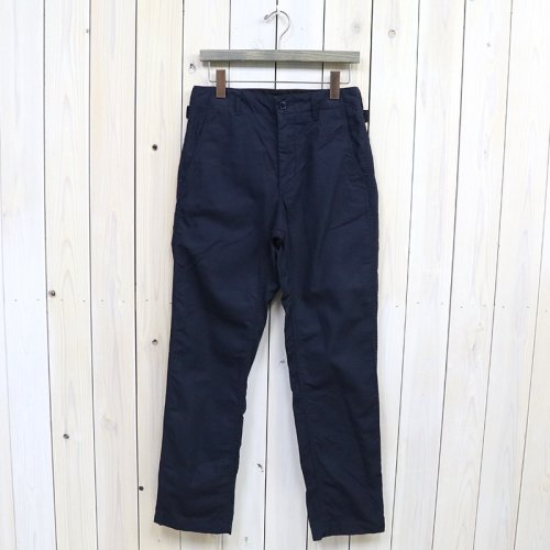 『Ground Pant-Cotton Ripstop』(Dk.Navy)