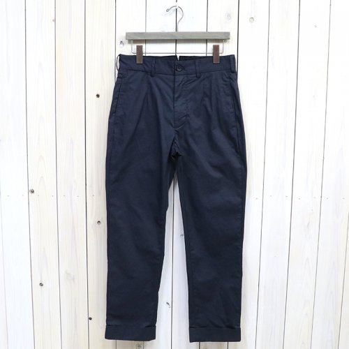 『Andover Pant-High Count Twill』(Dk.Navy)