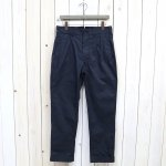 ENGINEERED GARMENTS『Andover Pant-High Count Twill』(Dk.Navy)