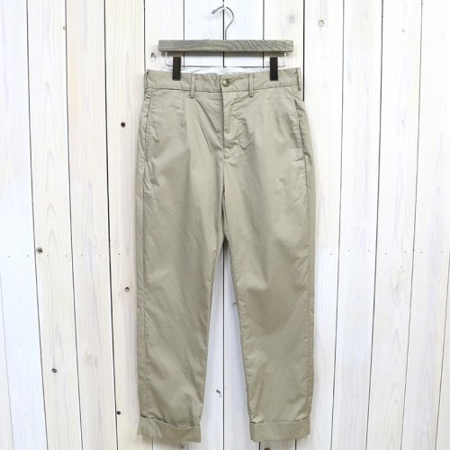 『Andover Pant-High Count Twill』(Khaki)
