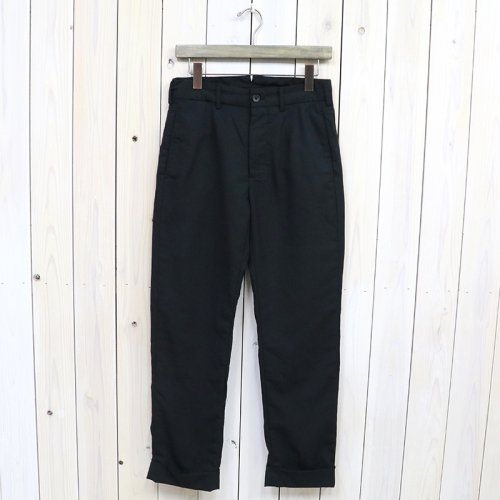 『Andover Pant-Tropical Wool Cordura』(Black)
