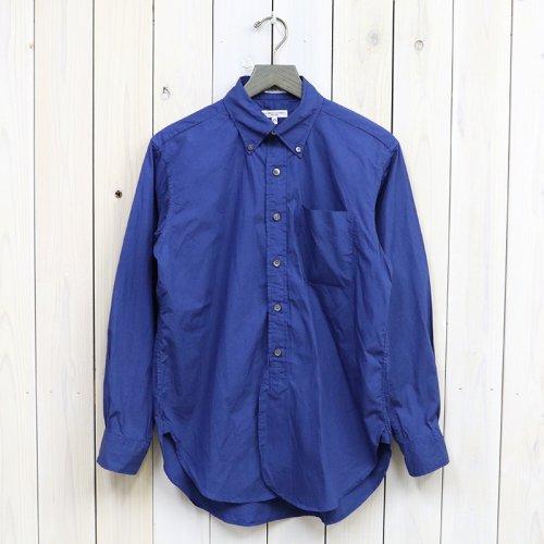 『19th BD Shirt-Superfine Poplin』(Dk.Blue)
