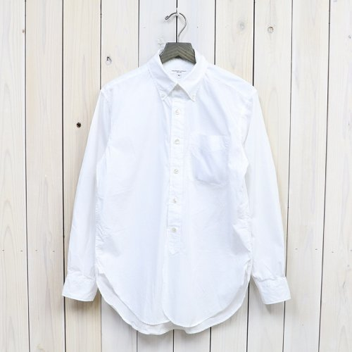 『19th BD Shirt-Superfine Poplin』(White)