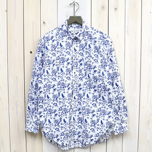 『19th BD Shirt-Tropical Birds』