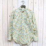 ENGINEERED GARMENTS『19th BD Shirt-Garden Floral Lawn』(Lt.Yellow)