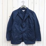 ENGINEERED GARMENTS『Bedford Jacket-7.5oz Twill』(Dk.Navy)