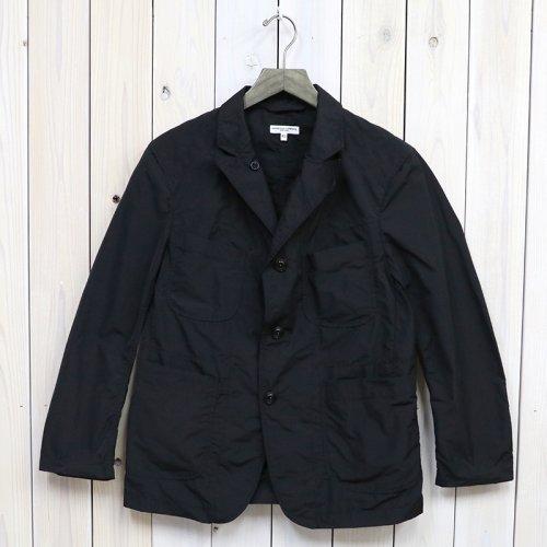 『Bedford Jacket-Memory Polyester』(Black)