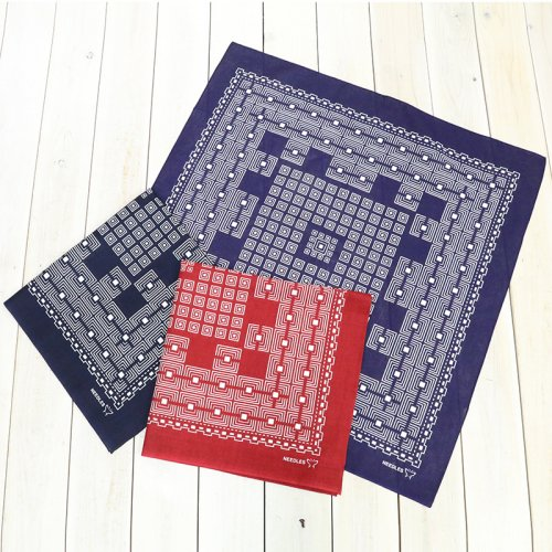 Needles『Bandana-Geometric/Square』