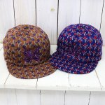 【会員様限定SALE】Needles『Trucker Cap-Poly Jacquard/Floret』