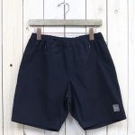 Needles『Warm-up Short-Poly Ripstop』(Navy)